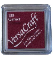VERSACRAFT - MINI INK PAD - 125 GARNET