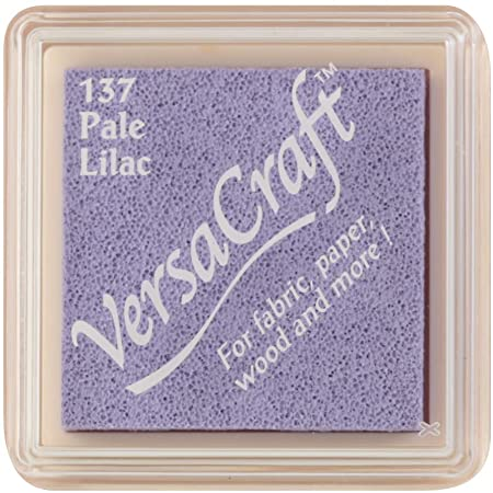 VERSACRAFT - MINI INK PAD - 137 PALE LILAC