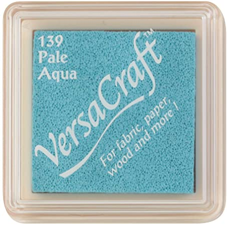 VERSACRAFT - MINI INK PAD - 139 PALE AQUA