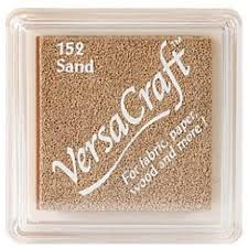 VERSACRAFT - MINI INK PAD - 152 SAND
