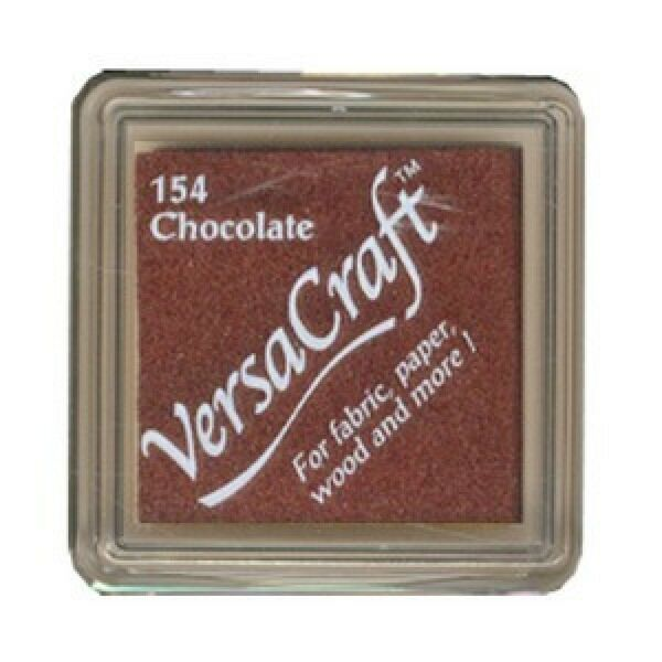 VERSACRAFT - MINI INK PAD - 154 CHOCOLATE