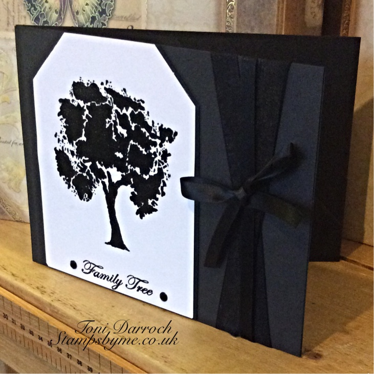 WISH TREE stamp