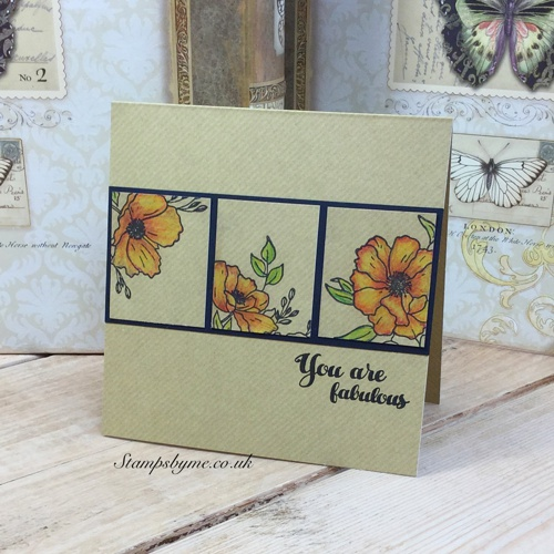 WONDERFUL FRIEND stamp set