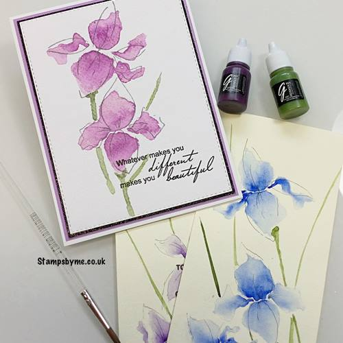 FOR YOU stamp set