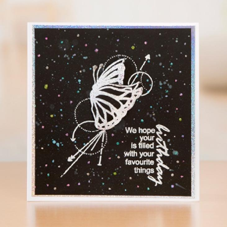 GRACE AND BEAUTY stamp set