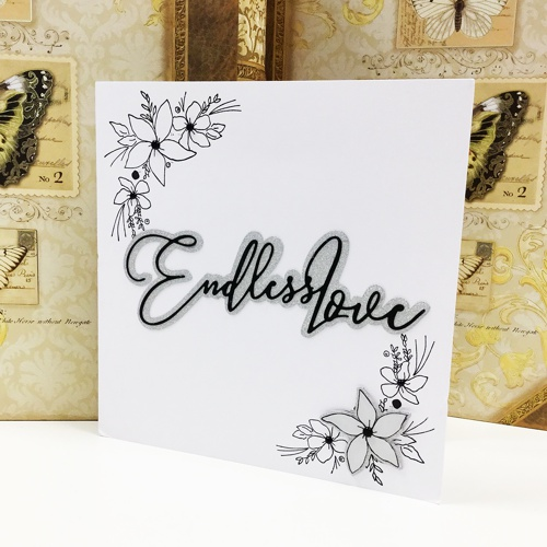 ENDLESS LOVE stamp set