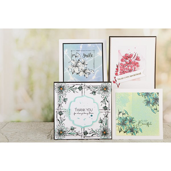 LAMINATION NEXT GENERATION - FLOWERS AND FRAMES