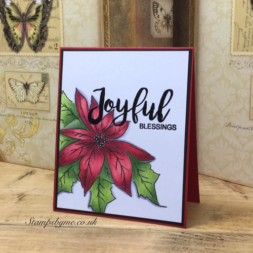 JOYFUL stamp set